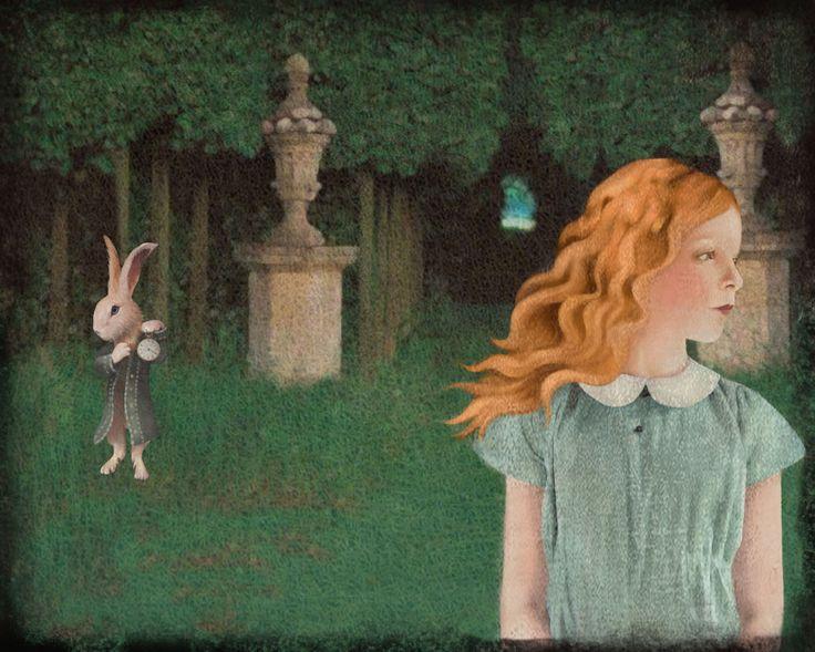 Daria Petrilli   -Alice's dream-
