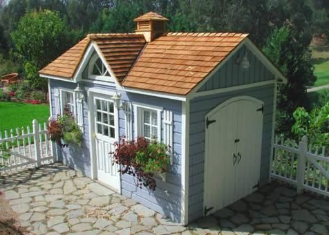 Best 8 X 14 Palmerston In Rolling Green California Cottage 400 x 300