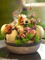 love! (oogenlust)Romantic Sets, Tables Sets, Floral Design, Art Floral, Pasen East, Spring Feelings, Floral Workshop