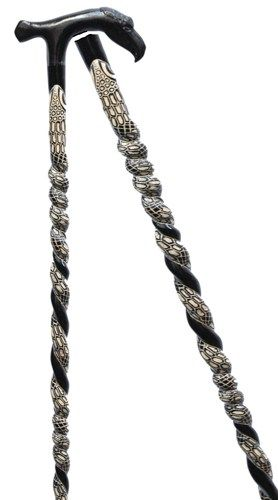 Turkish handmade walking stick canes
