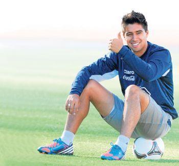 Lea una cálida entrevista a Cristhian Noboa. El futbolista ecuatoriano que se destaca en Rusia comparte parte de su vida familiar: http://www.larevista.ec/cultura/sociedad/la-mejor-jugada-del-chico-del-sur #CristhianNoboa #Fútbol #Ecuador #LAREVISTA #ELUNIVERSO