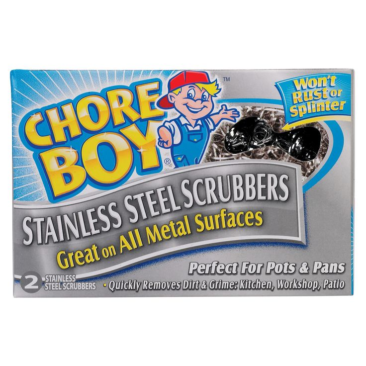 Chore Boy 00218 2CT