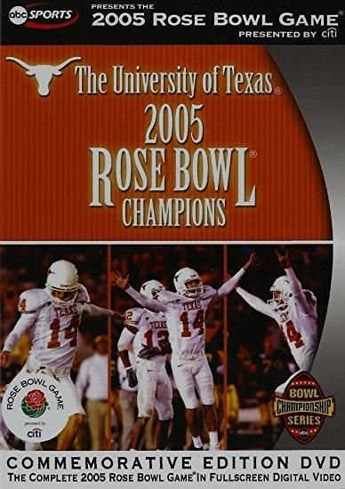 Artist not Provided & Texas Football - The 2005 Rose Bowl Game