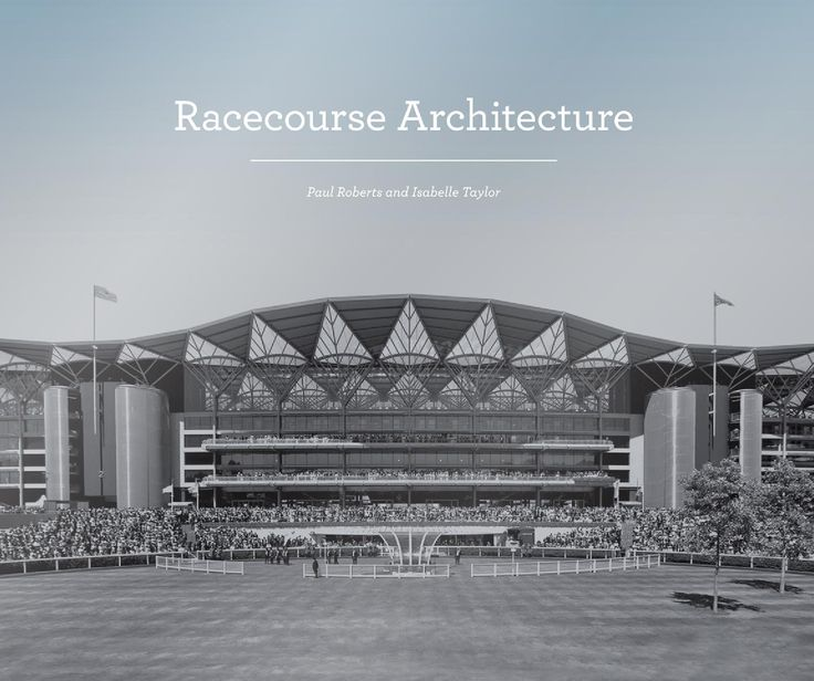 Two hundred and fifty years ago, a young architect by the name of John Carr began a glittering career by designing a grandstand at York Racecourse in England. This was not merely York's first grandstand, nor was it only the first grandstand of any thoroughbred racecourse, but – in the modern sense of the building type – it was the first grandstand of any sports discipline anywhere in the world.  Racecourse Architecture charts the untold story of the grandstands, clubhouses, saddling sheds…