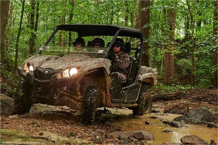 New 2017 Yamaha Viking EPS ATVs For Sale in North Carolina. With true three-person seating, the enhanced Viking sets a new standard in comfort and convenience with a smooth, quiet and supremely capable ride.