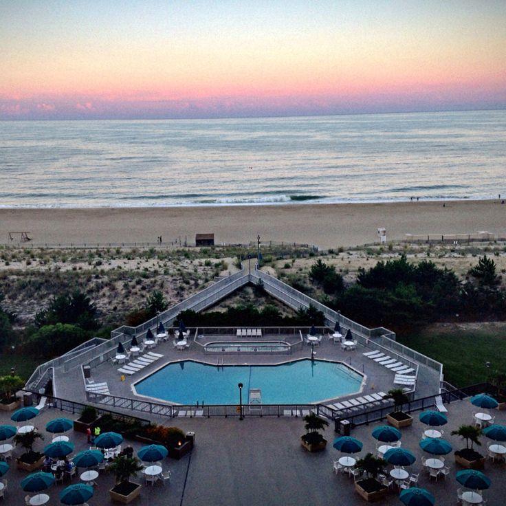 Sea Colony Resort, Bethany Beach, Encounters with Nubia