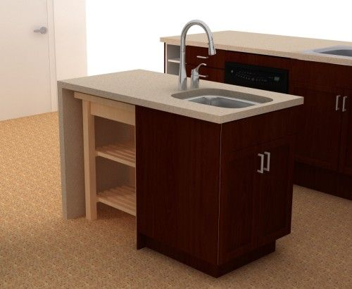 Sinks Awesome Ikea Small Kitchen Cabinet Storage Sink Island Faucet Cabinets Solid Wood Best Wooden Kitchen Island Unique Sink Large With And Dishwasher