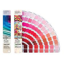 Pantone COATED COMBO set - Formula Guide and Color Bridge, PMS color guides