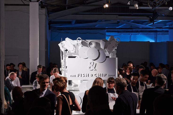 Paul Riddle Photographer – RESTAURANT AND BAR DESIGN AWARDS 2014 TRUMAN BREWERY LONDON