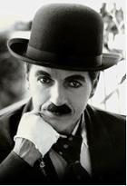Charlie Chaplin foto citáty