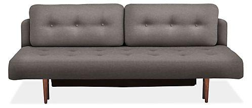 $999 | Deco Convertible Sleeper Sofa - Modern Sleeper Sofas - Modern Living Room Furniture - Room & Board