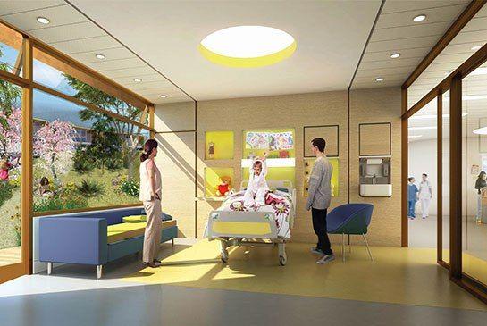 National Children's Hospital Dublin Design