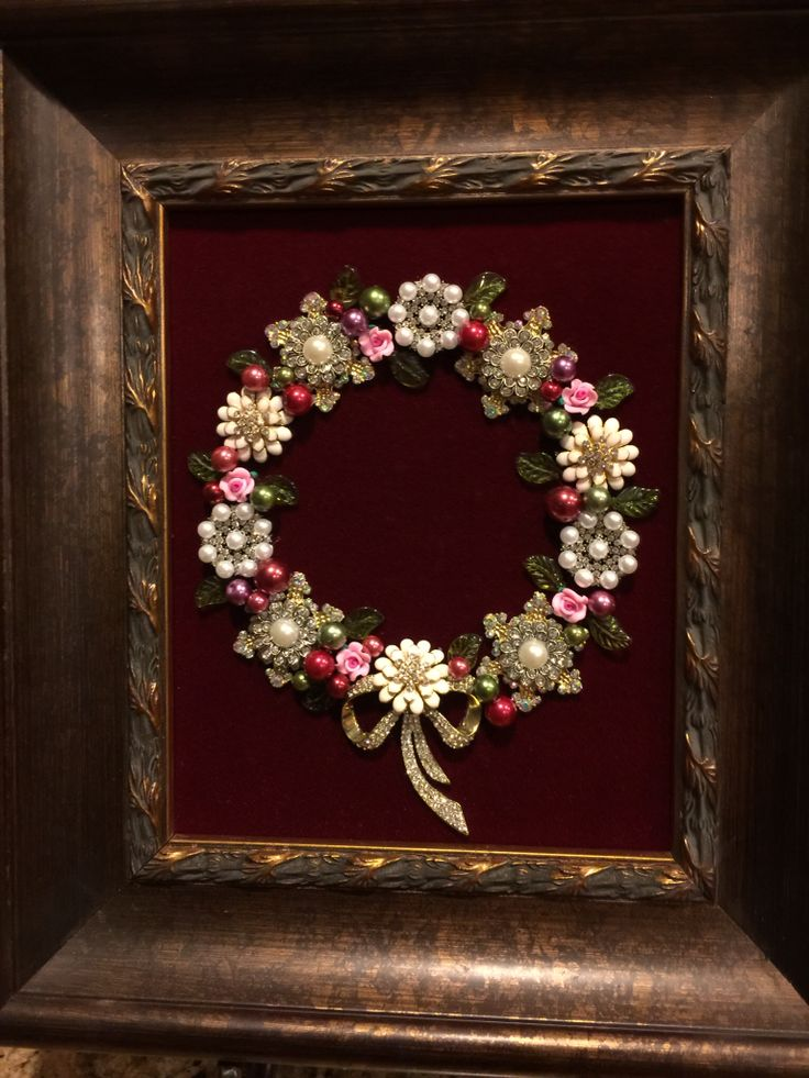 Christmas Wreath by Beth Turchi 2015