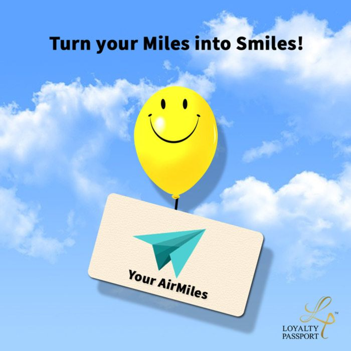 Save money and bring more smiles when you pay for flights with your #AirMiles!  All it takes is ensuring you track all your loyalty cards via the #LoyaltyCardsApp that gets you real-time updates on points, miles and expiry for all your memberships. Download today for Android:https://play.google.com/store/apps/details?id=com.mobile.loyaltypassport Apple: https://itunes.apple.com/us/app/loyalty-passport/id1087256868?ls=1&mt=8r