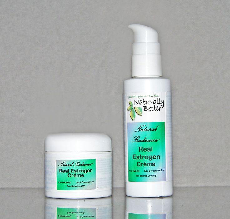 Natural Radiance Estrogen Estriol Oil