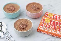 Tony's Chocolonely Karamel Zeezout Chocolademousse