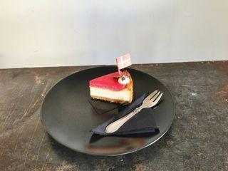 Cheesecake (og fødselsdag) hos Strangas er… wauw!