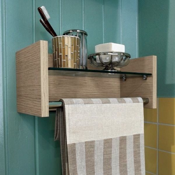 17 Storage Hacks For Tiny Bathrooms 0 I Love This Idea As Pictured Small Bathroom Shelvesideas