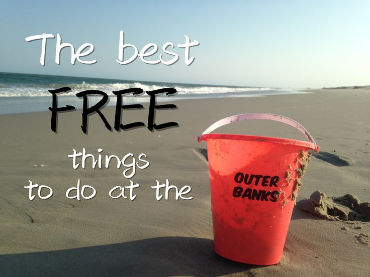 The Best Free Things to Do in the Outer Banks of North Carolina
