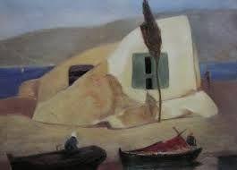 Michalis Oikonomou, b1888, Piraeus, Greece d1933, Athens, Greece Period: Impressionism