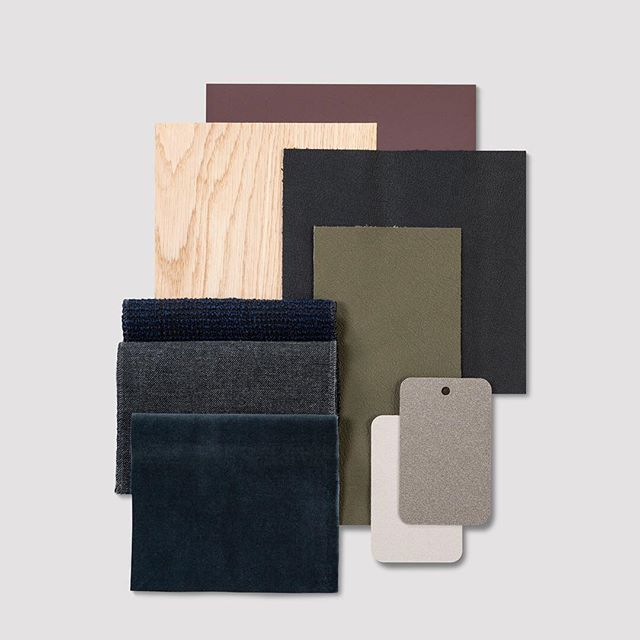 Wood, leather & fabric – natural materials in subtle autumn colours create a feeling of comfort and coziness.