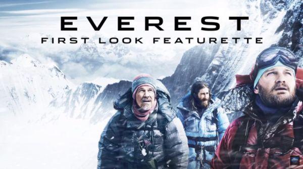 Everest 2015 adalah Film Bertemakan Pendakian Gunung Terbaik dan Terpopuler