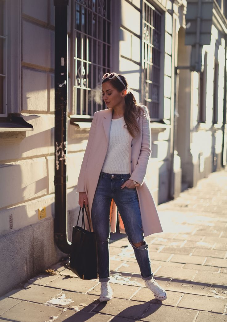 PINK AND CASUAL More