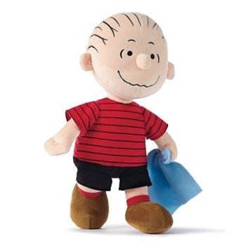 #Kohlscares Linus Plush $5.00.  I need to go there and see what they are offering.  I love Peanuts.  :): Gifts For Friends, Kohlscares Linus, Gift Ideas, Linus Plush, Kohl S Cares, Blanket Peanuts, Linus Stuffed, Plush Dolls