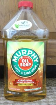 I'm learning all about Murphy's  Oil Soap at @Influenster!