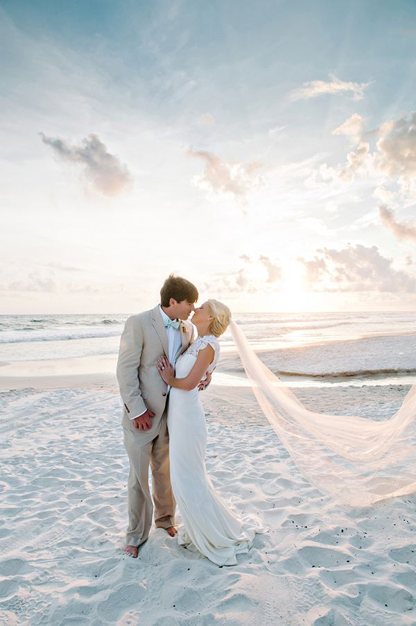 The 25 Best Beach Wedding Photos Ideas On Pinterest