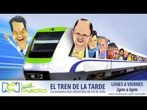 Roces RCN con Teófilo Gutiérrez y Falcao García (Humor)