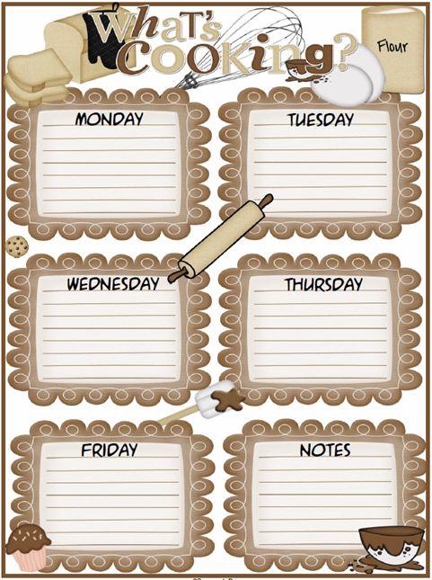 Best 25+ Printable menu ideas on Pinterest Menu planner - lunch menu template free