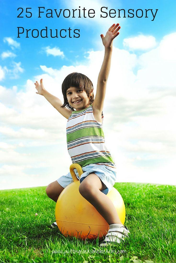 25 Favorite Sensory Products Kids sensory, Sensory