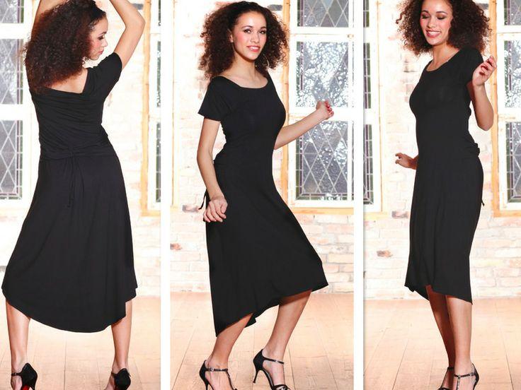 Kleid Paris - Gr. XS  Tangokleid, Tango, Salsa von Mava Lou auf DaWanda.com