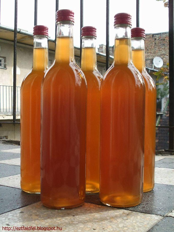 Csipkebogyó-galagonya házi bor - csipkebogyóbor