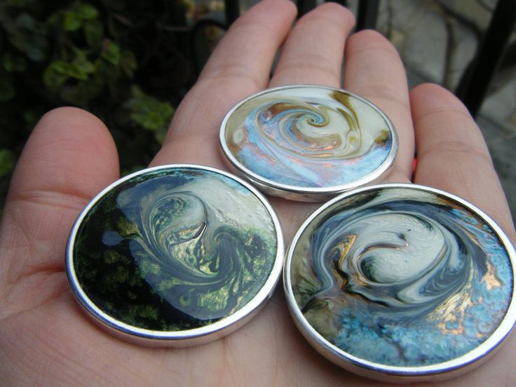 Beautiful Enamels by Gema Sanchez Ciria