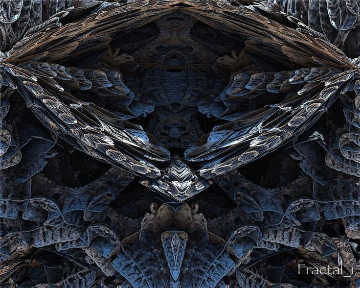 いいね!90件、コメント3件 ― Fractal iさん(@fractali)のInstagramアカウント: 「#fractal #scifiart #math #fraktal #surreal #design #amazingfractals #view #concept #surreal42 #mb3d…」