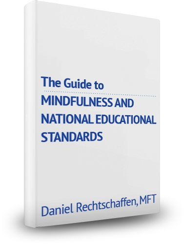 Want to bring Mindfulness into your curriculum but don't know how to link it to National Standards? This FREE guide outlines the best way to align mindfulness objectives with the Common Core and other National Standards and offers specific examples of how to document them in your lesson plans.