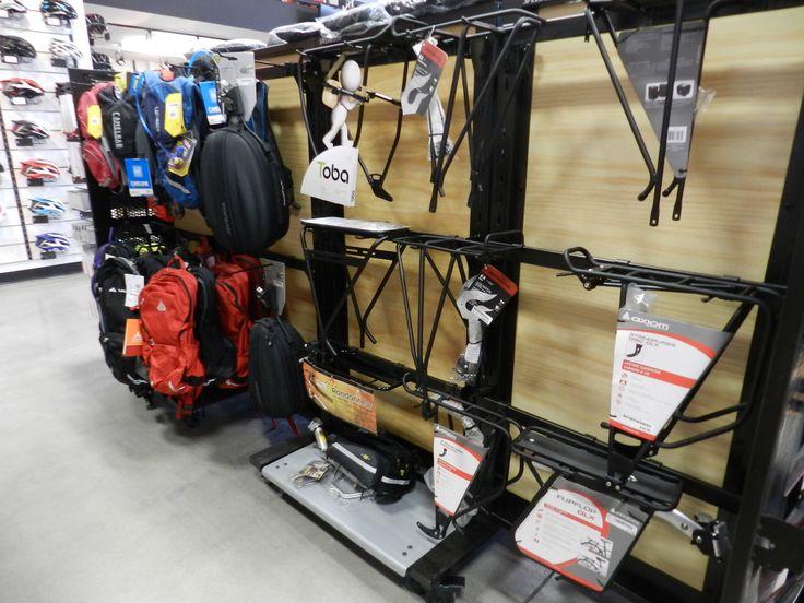 accessoires de cyclo tourisme