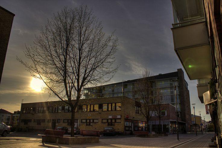 Puistopolku, Seinäjoki