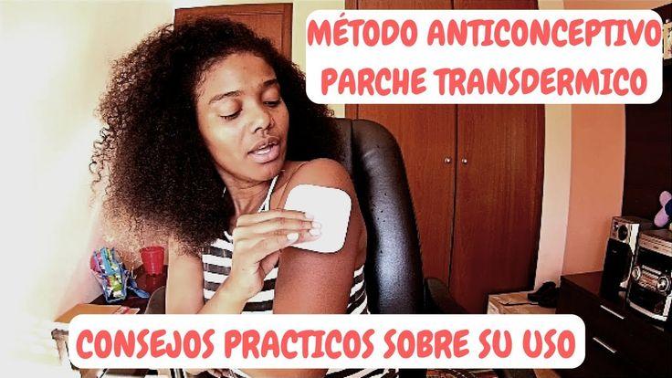 PARCHE TRANSDERMICO/ MÉTODO ANTICONCEPTIVO 4