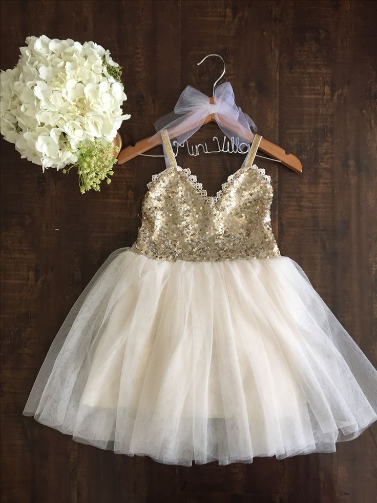 •MINIVILLA• fit for a princess!!!! Tutu + sequence dress the ideal dress for any occasion! Now available at www.minivillashoppe.com