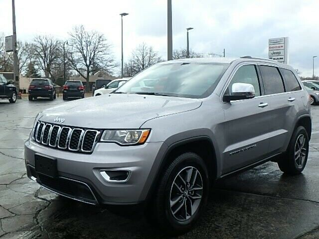 Ebay Advertisement 2018 Jeep Grand Cherokee Limited 2018 Jeep