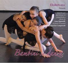 Nuovo cd per le lezioni di propedeutica: Bambini si danza