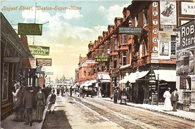 Weston-super-Mare, Regent Street
