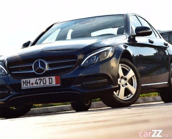 2016 Mercedes C250 4M BlueTEC EURO 6 FULL