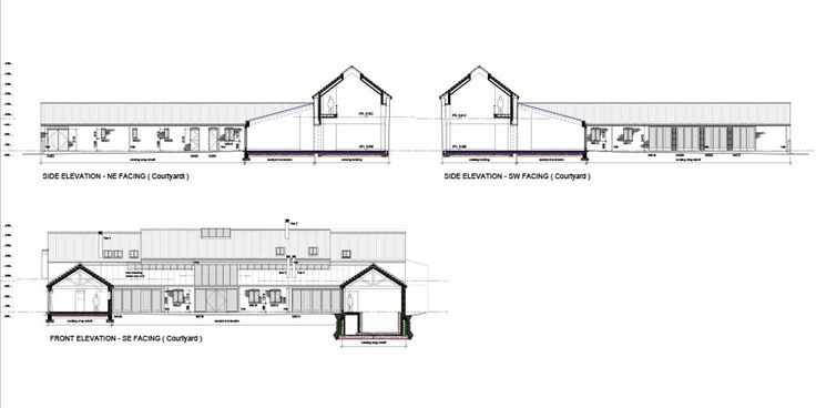 Barn Conversion, Build Update | Redesign Blog