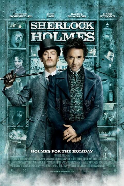 2009 - Sherlock Holmes - Guy Ritchie