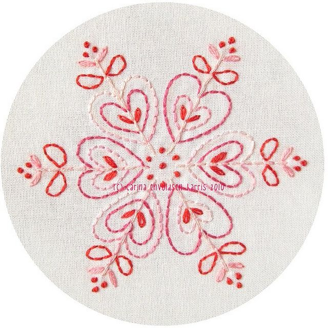 Best christmas embroidery patterns images on pinterest