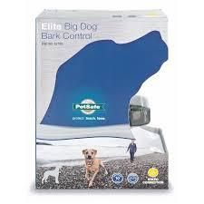 PetSafe Elite Big Dog Static Bark Control Collar (PBC00-12725) - Countryside Pet…